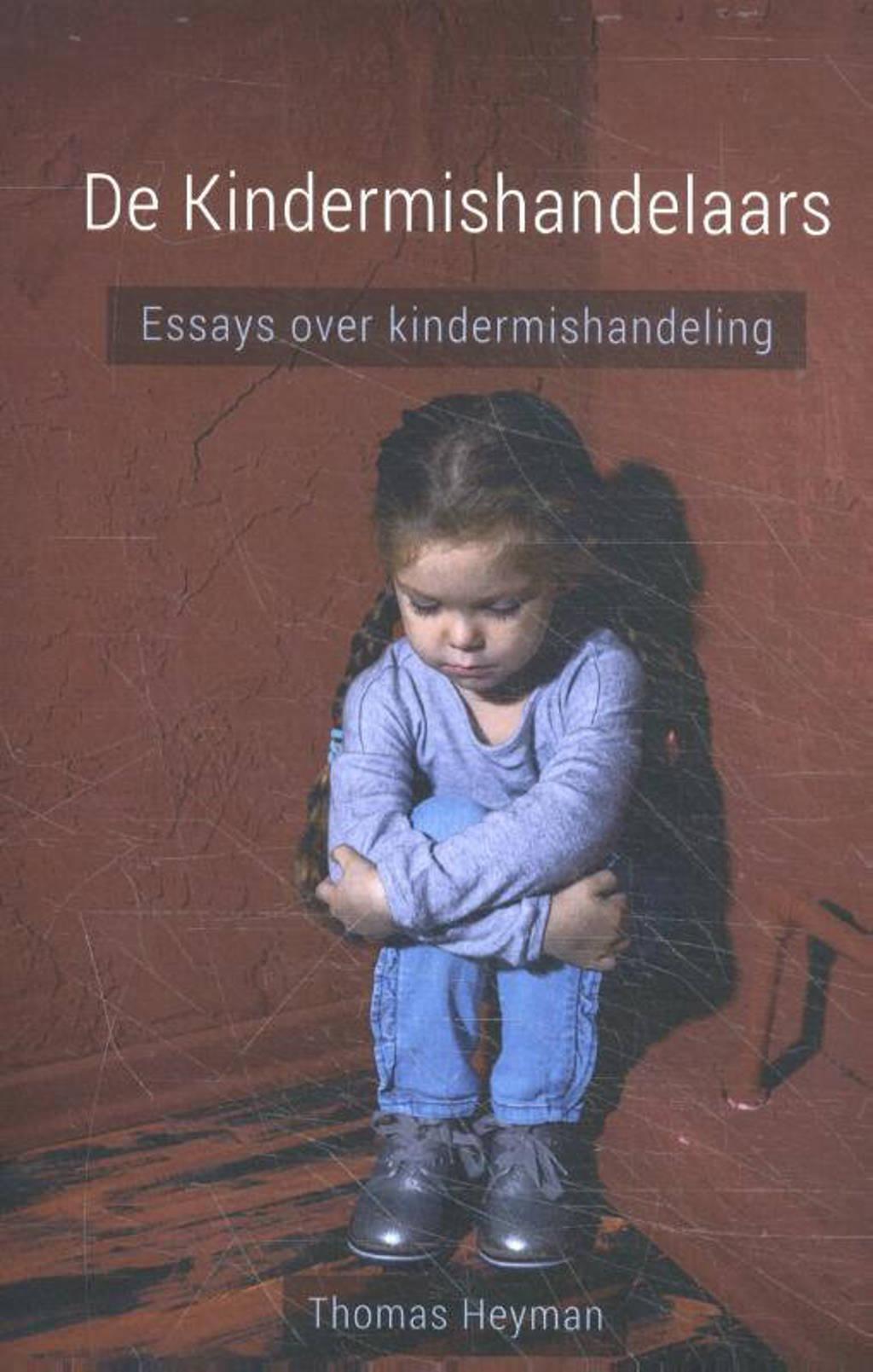 De kindermishandelaars - Thomas Heyman