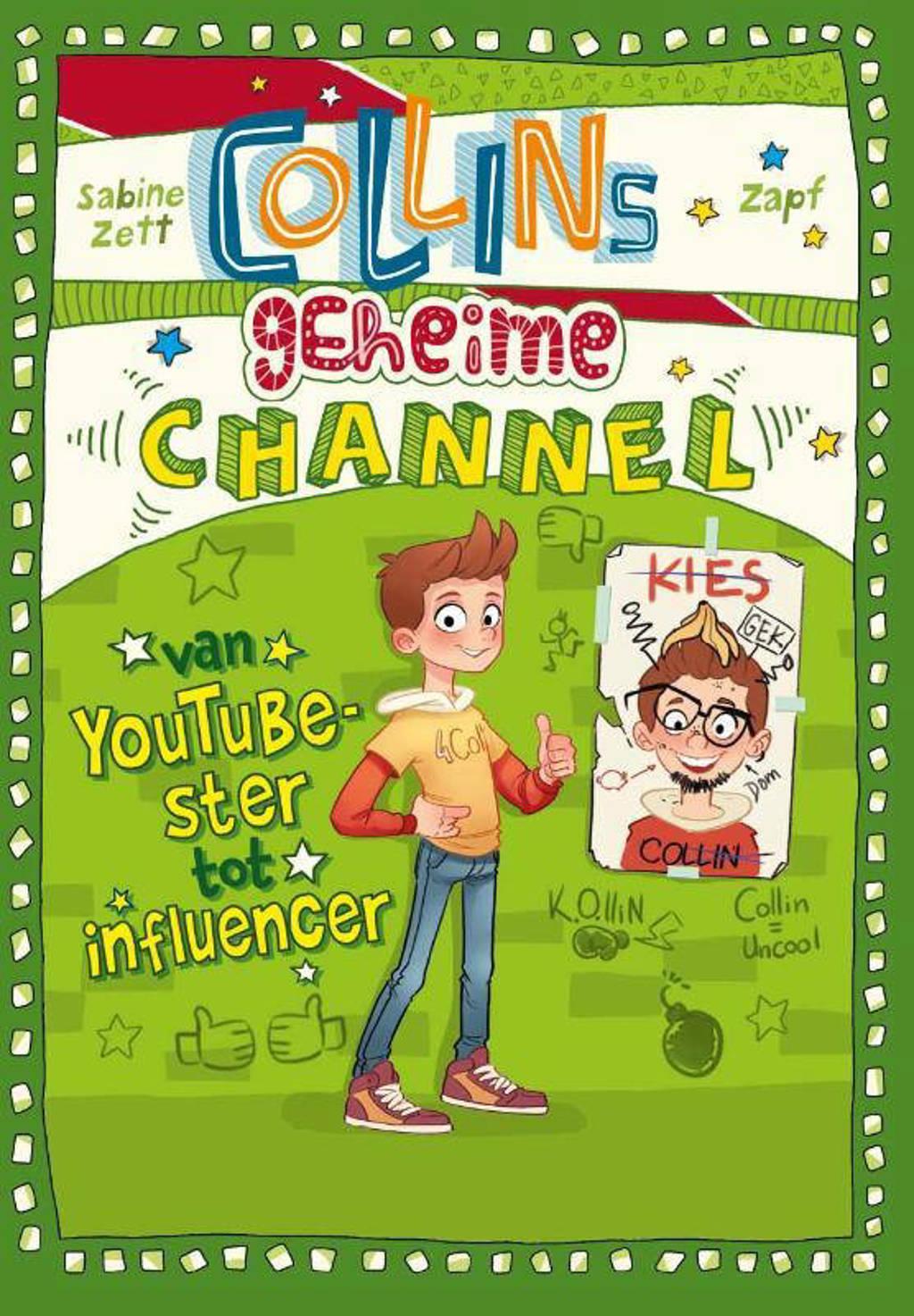 Collins geheime channel - Sabine Zett