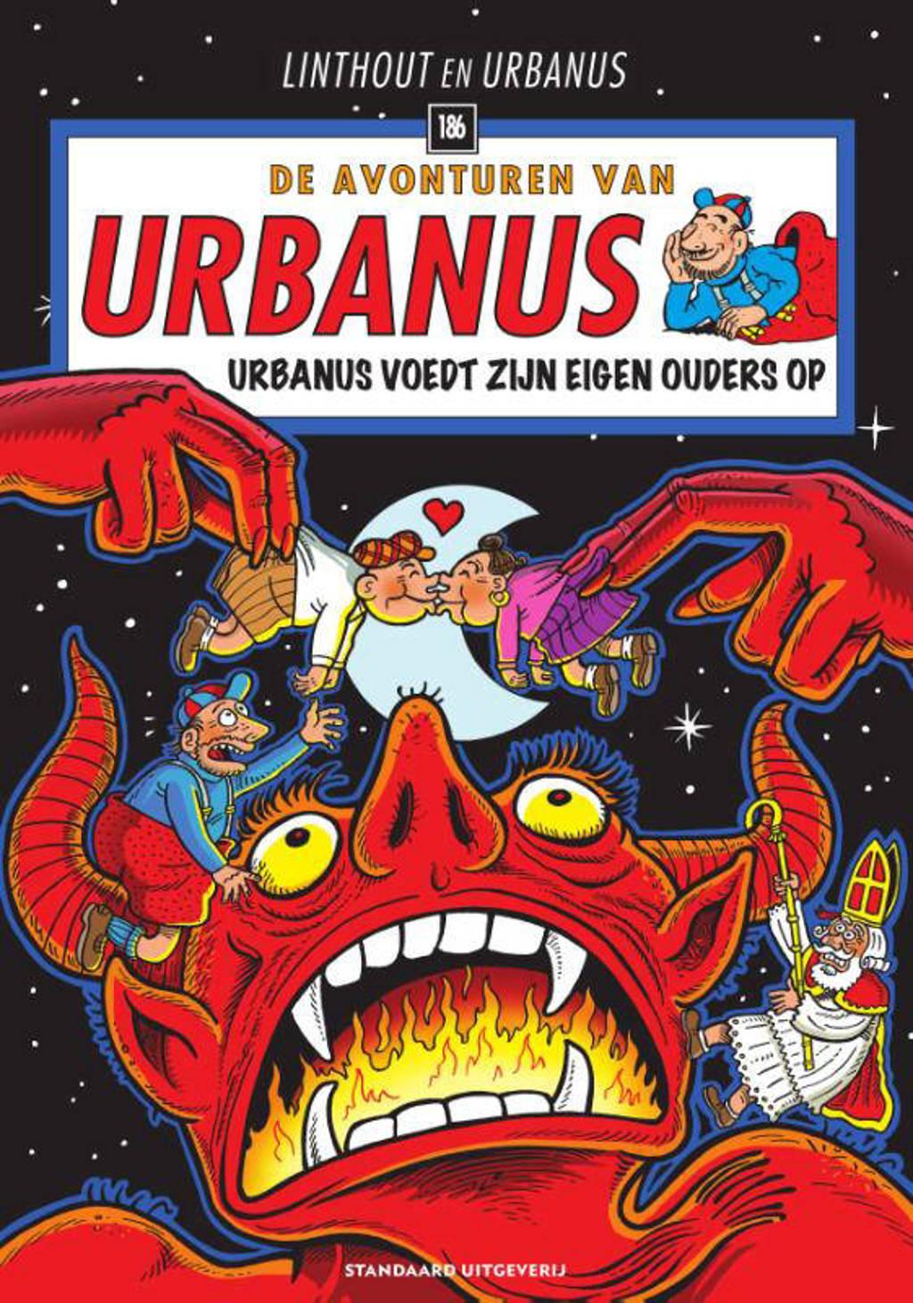 Urbanus: Urbanus voedt zijn eigen ouders op - Willy Linthout en