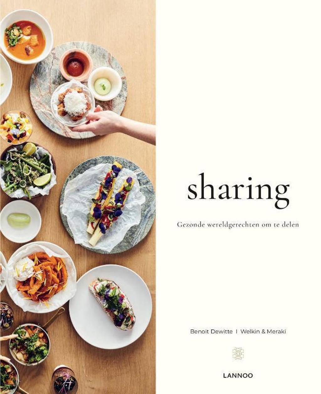 Sharing - Benoit Dewitte