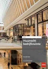 Huurreeks: Huurrecht Bedrijfsruimte 2019 - G.M. Kerpestein