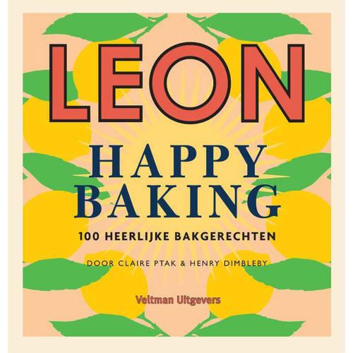 LEON Happy Baking - Claire Ptak en Henry Dimbleby