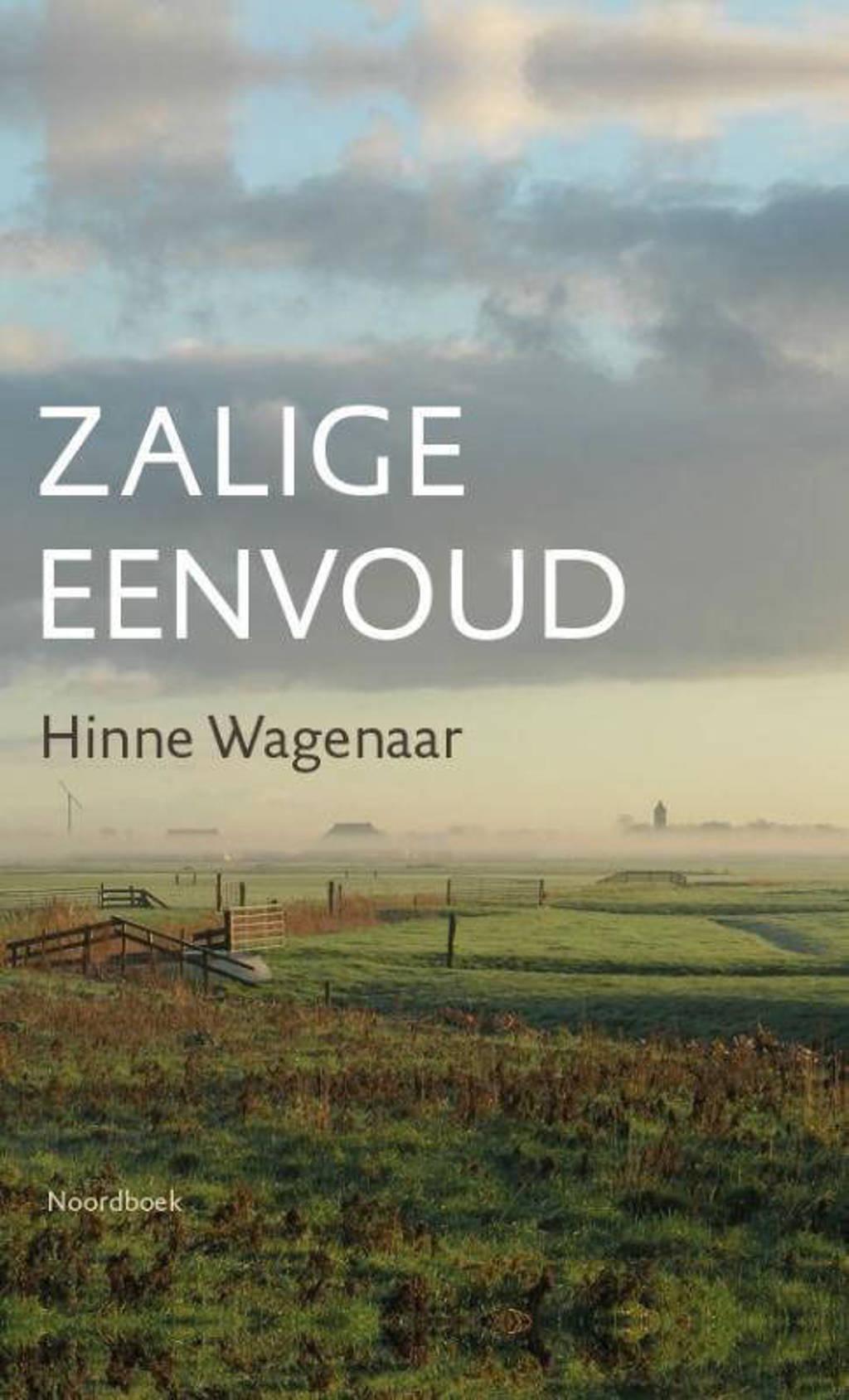Zalige eenvoud - Hinne Wagenaar