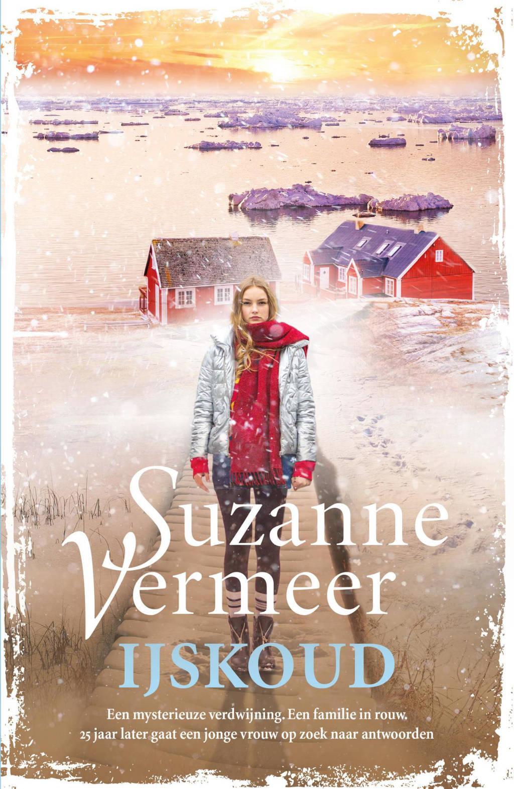 IJskoud - Suzanne Vermeer