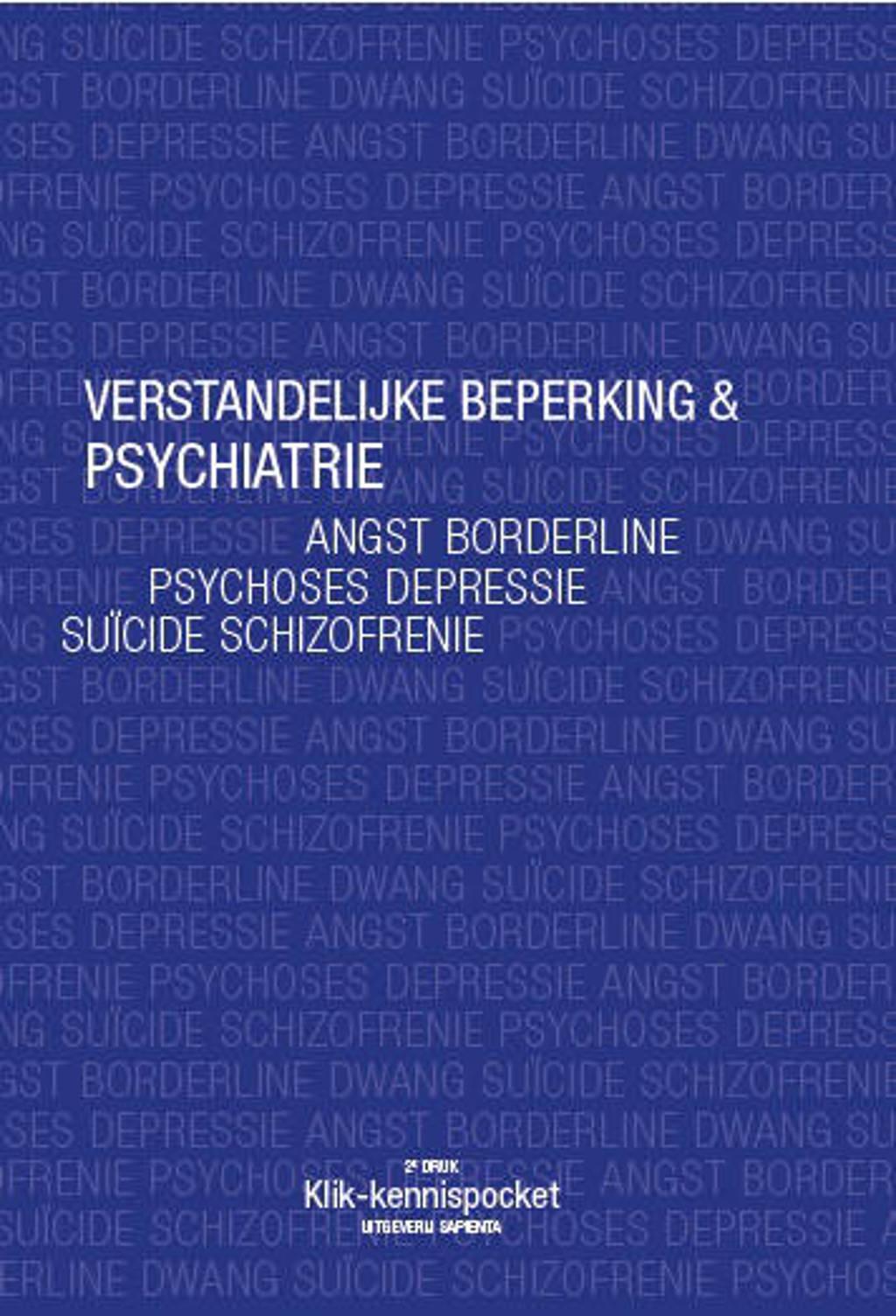 Verstandelijke beperking & Psychiatrie - Tjitske Gijzen