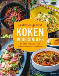 Lekker en gezond koken voor singles - Adam Bjerck
