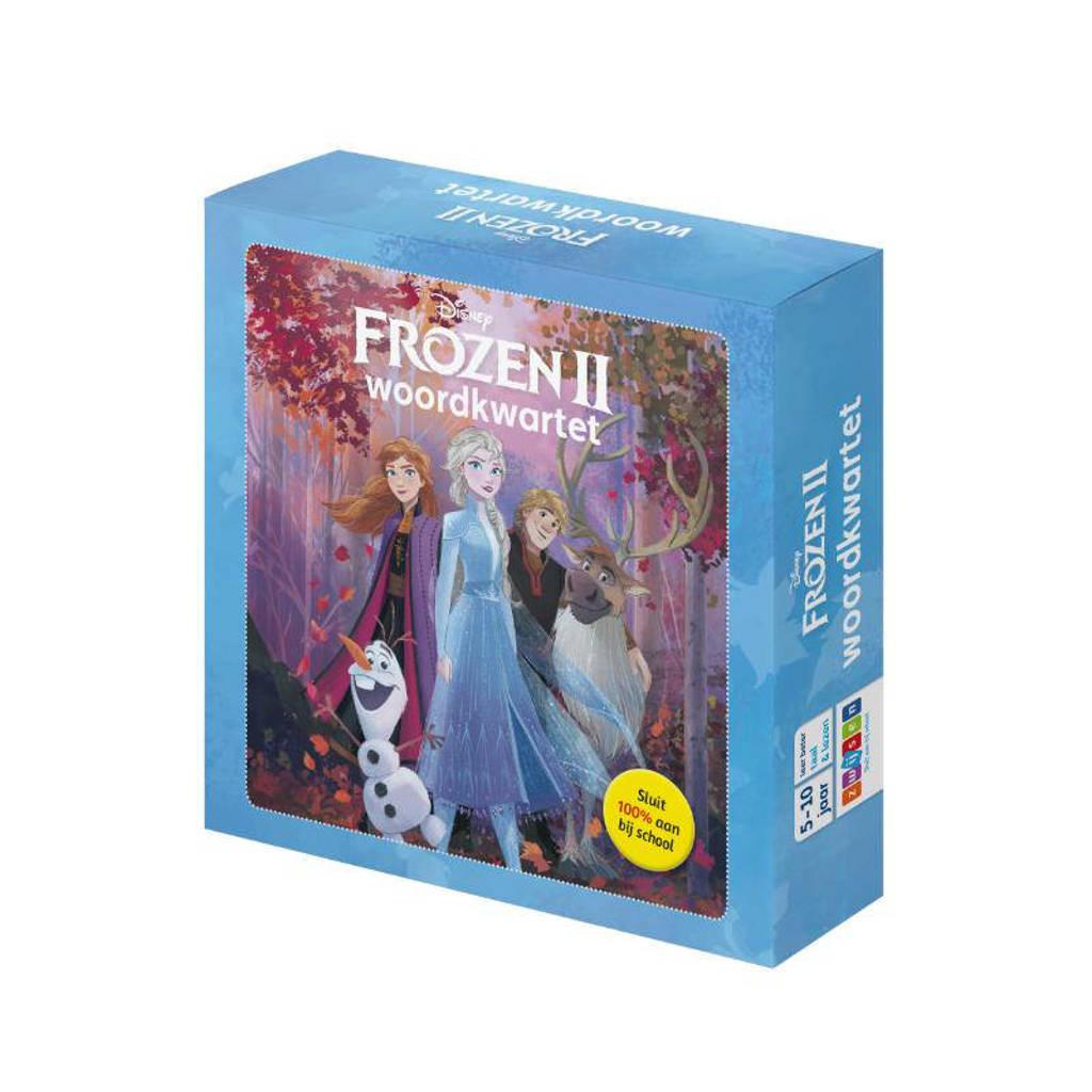 Disney edutainment: Frozen 2 woordkwartet