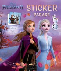 Disney Frozen: Sticker Parade