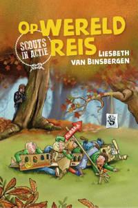 Scouts in actie: Op wereldreis - Liesbeth van Binsbergen