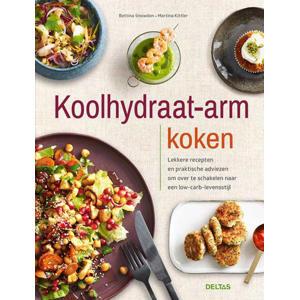 Koolhydraat-arm koken - Bettina SNOWDON en Martina KITTLER
