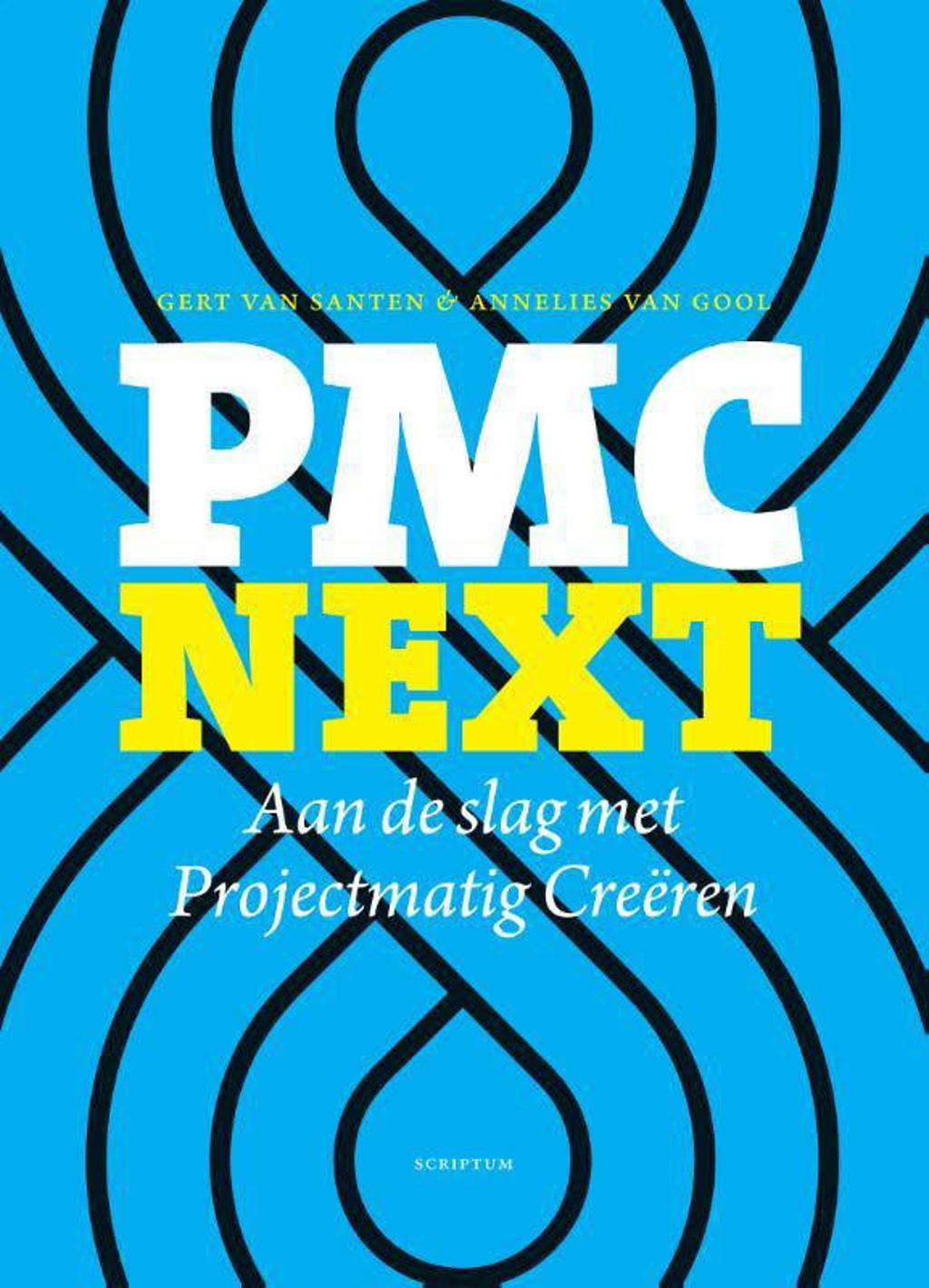 PMC Next - Gert van Santen en Annelies van Gool