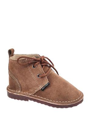 suède desert boots taupe