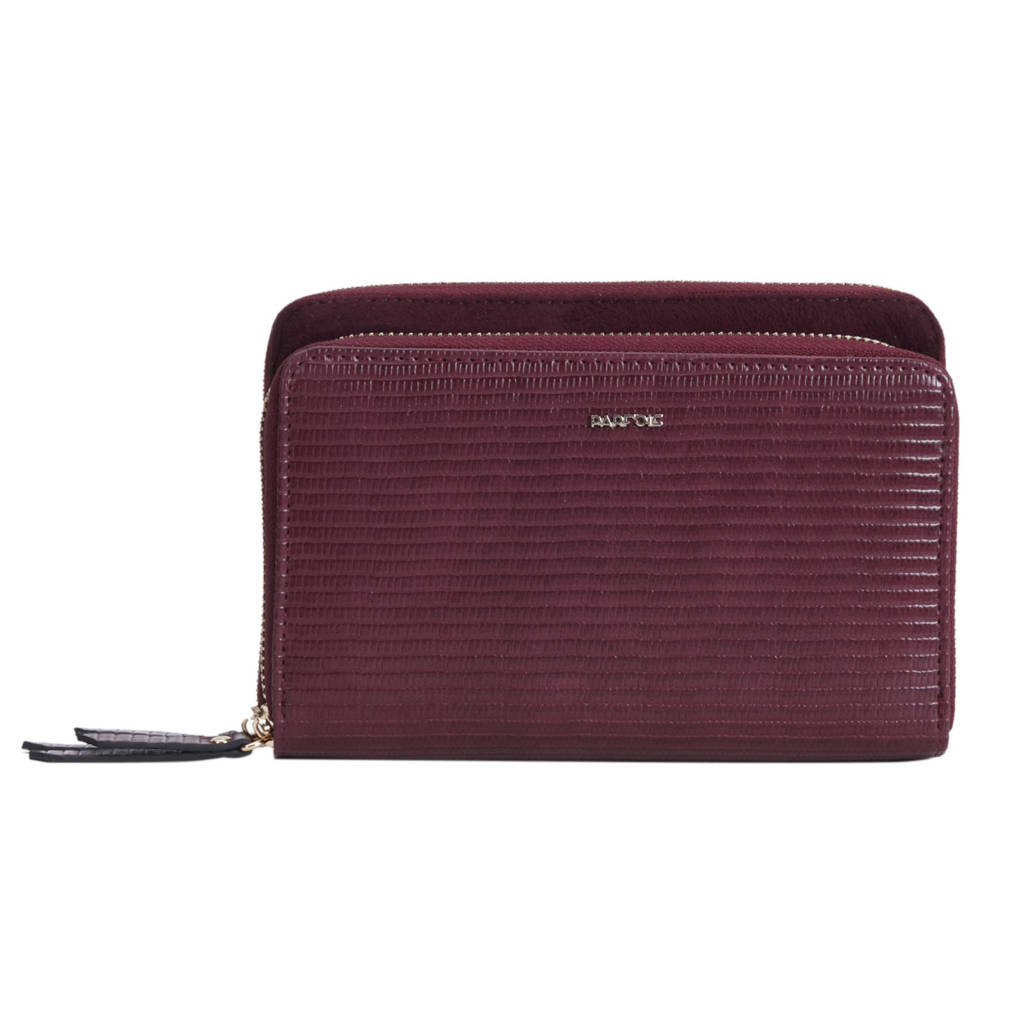 Parfois   crossbody tas donkerrood, Bordeaux