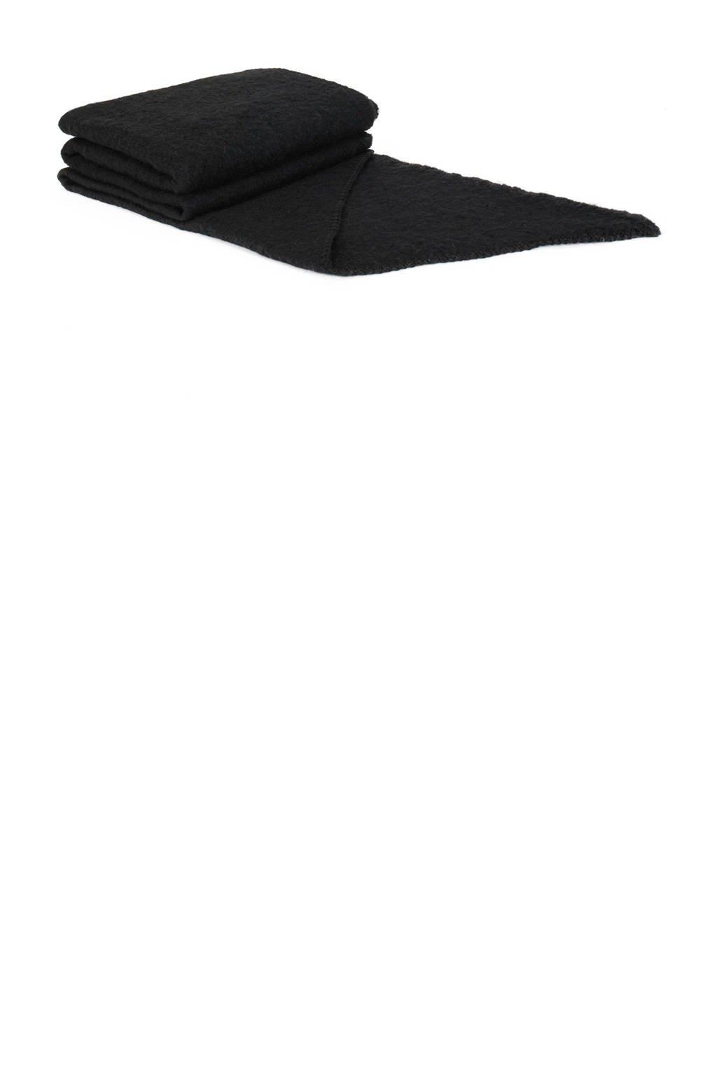 Parfois sjaal zwart, Zwart