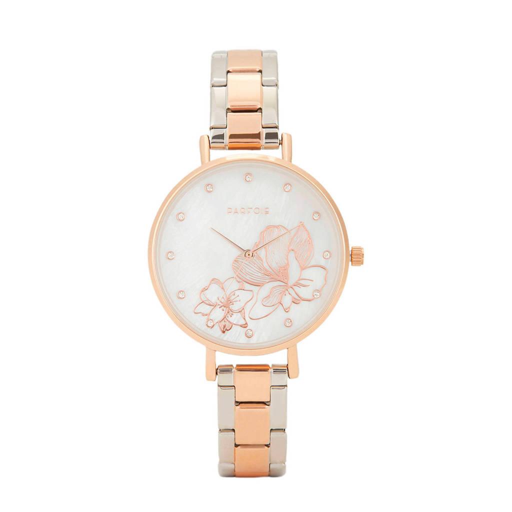 Parfois horloge roségoud, Rosé