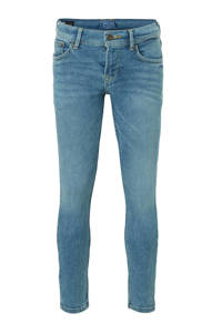Pepe Jeans skinny jeans Finly blauw, Blauw