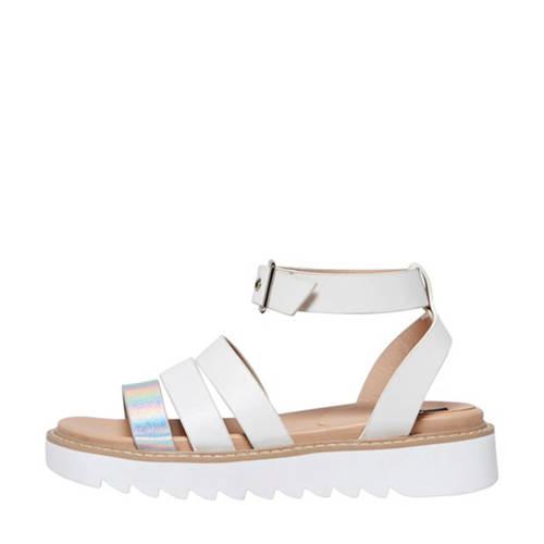 ONLY MALU sandalen wit