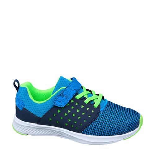 Victory sneakers blauw/groen