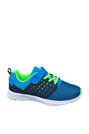 sneakers blauw/groen