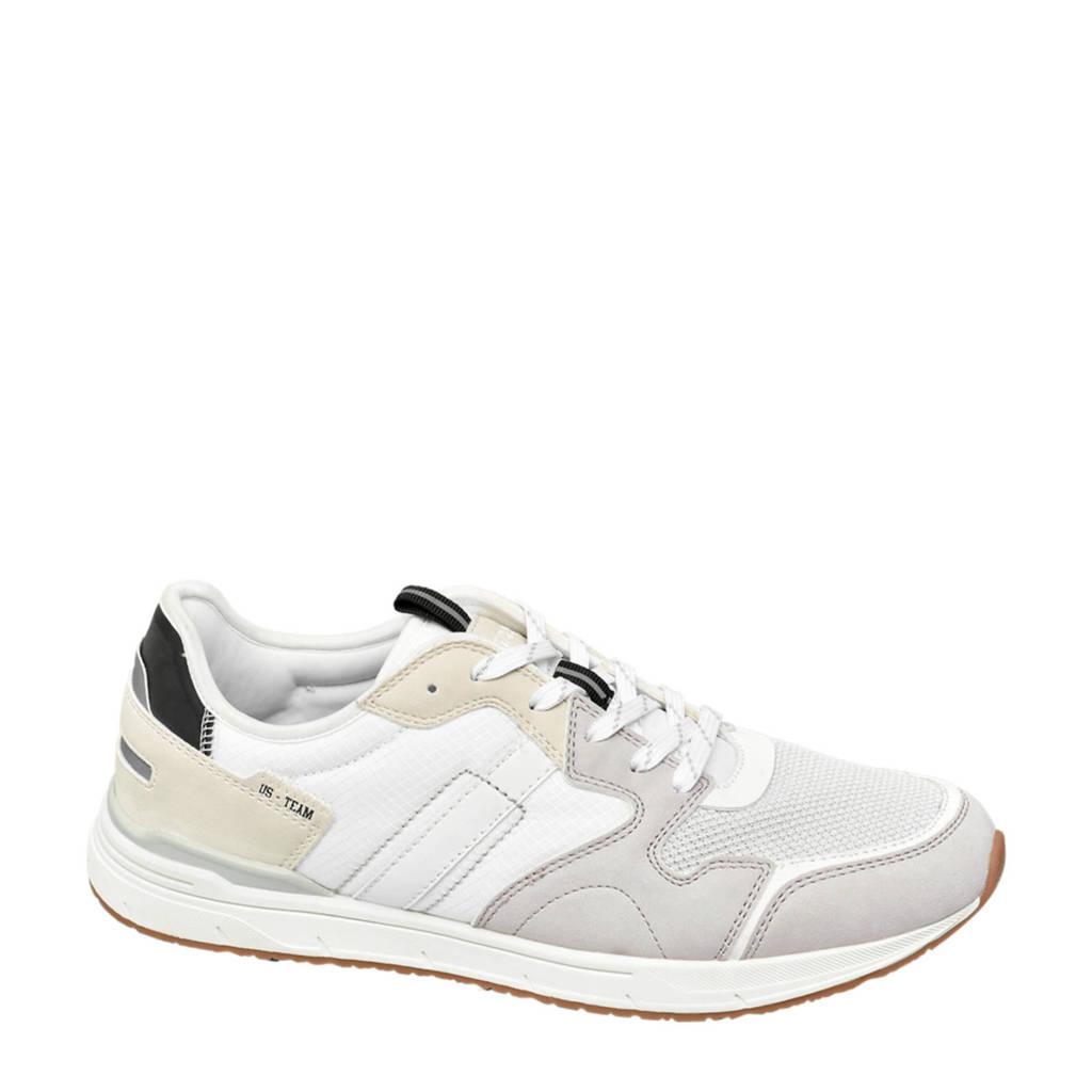 Venice   sneakers wit, Wit/beige