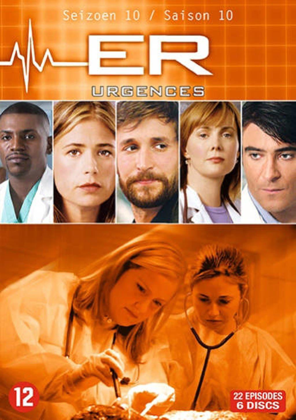 E.R. - Seizoen 10 (DVD)