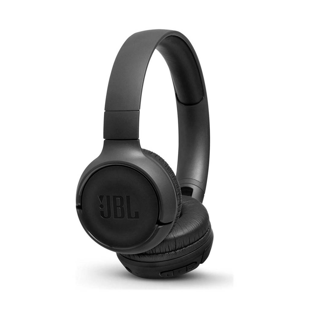 JBL T560BT Bluetooth on-ear hoofdtelefoon, Zwart