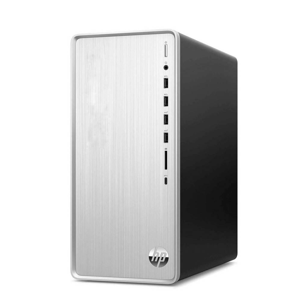 HP TP01-0350ND desktop computer, Zilver