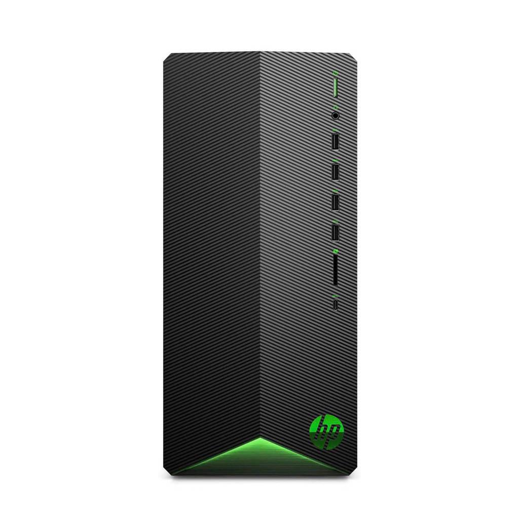 HP TG01-0000ND desktop computer, Zwart