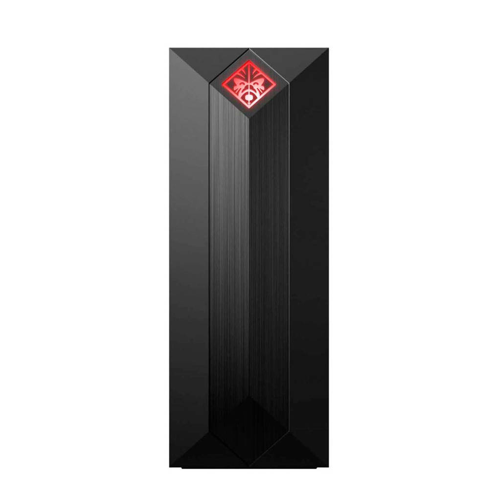 HP OMEN 875-1795nd gaming computer, Zwart