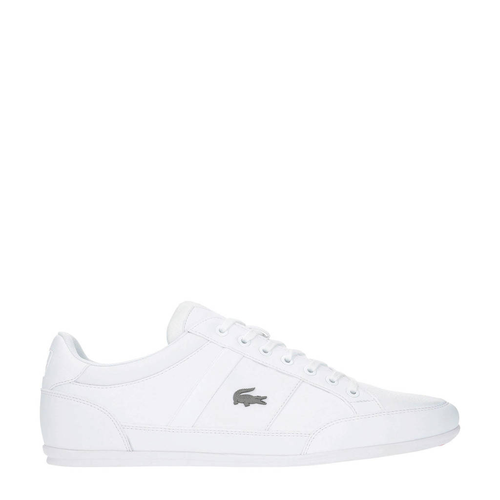 Lacoste Chaymon Bl 1  sneakers wit/wit, Wit/Wit