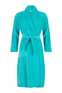 Pastunette badstof badjas turquoise, Turquoise