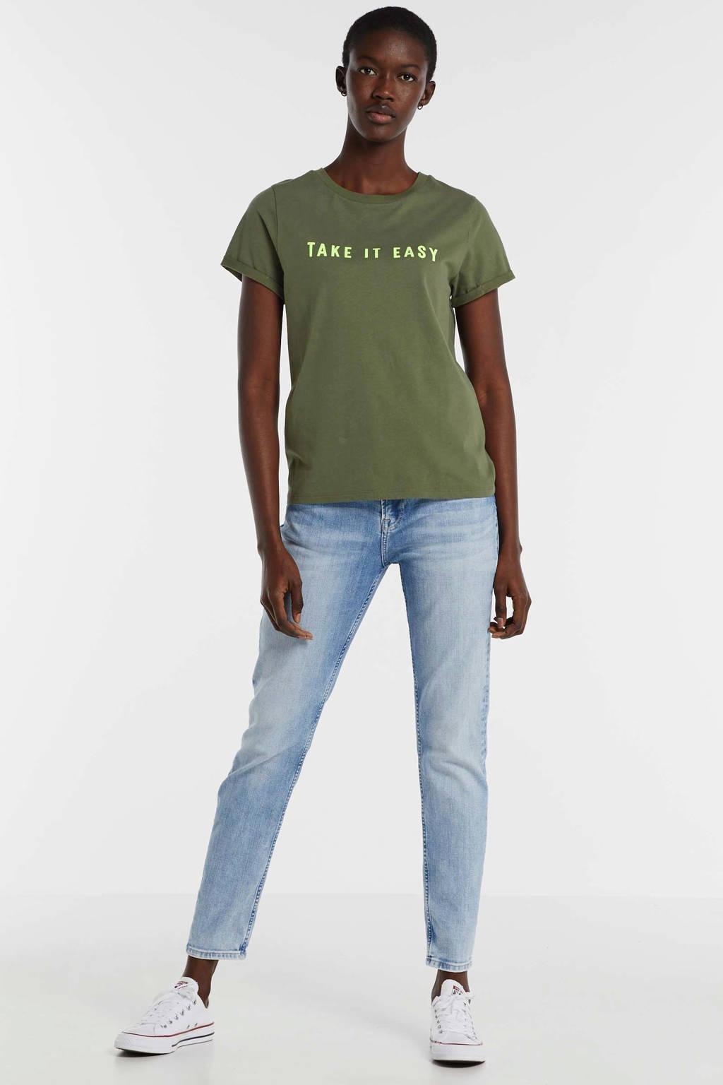 Pepe Jeans mom jeans Violet light denim, Light denim