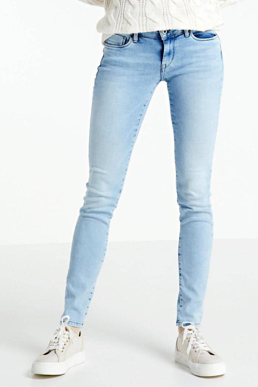 Pepe Jeans skinny jeans Soho blue denim, Blue denim