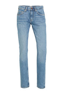Pepe Jeans straight fit jeans Mable blauw, Blauw