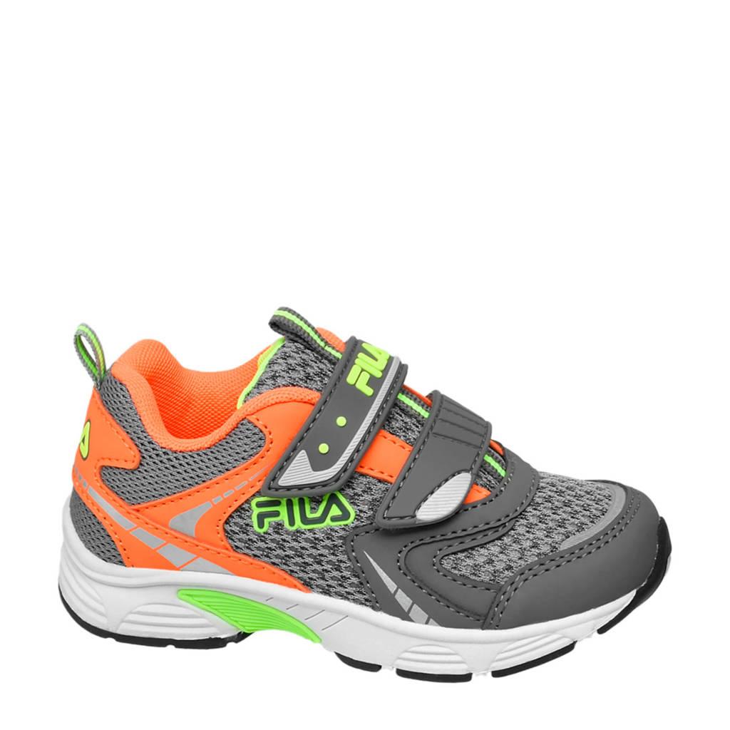 Fila   sneakers grijs/oranje, Grijs/oranje