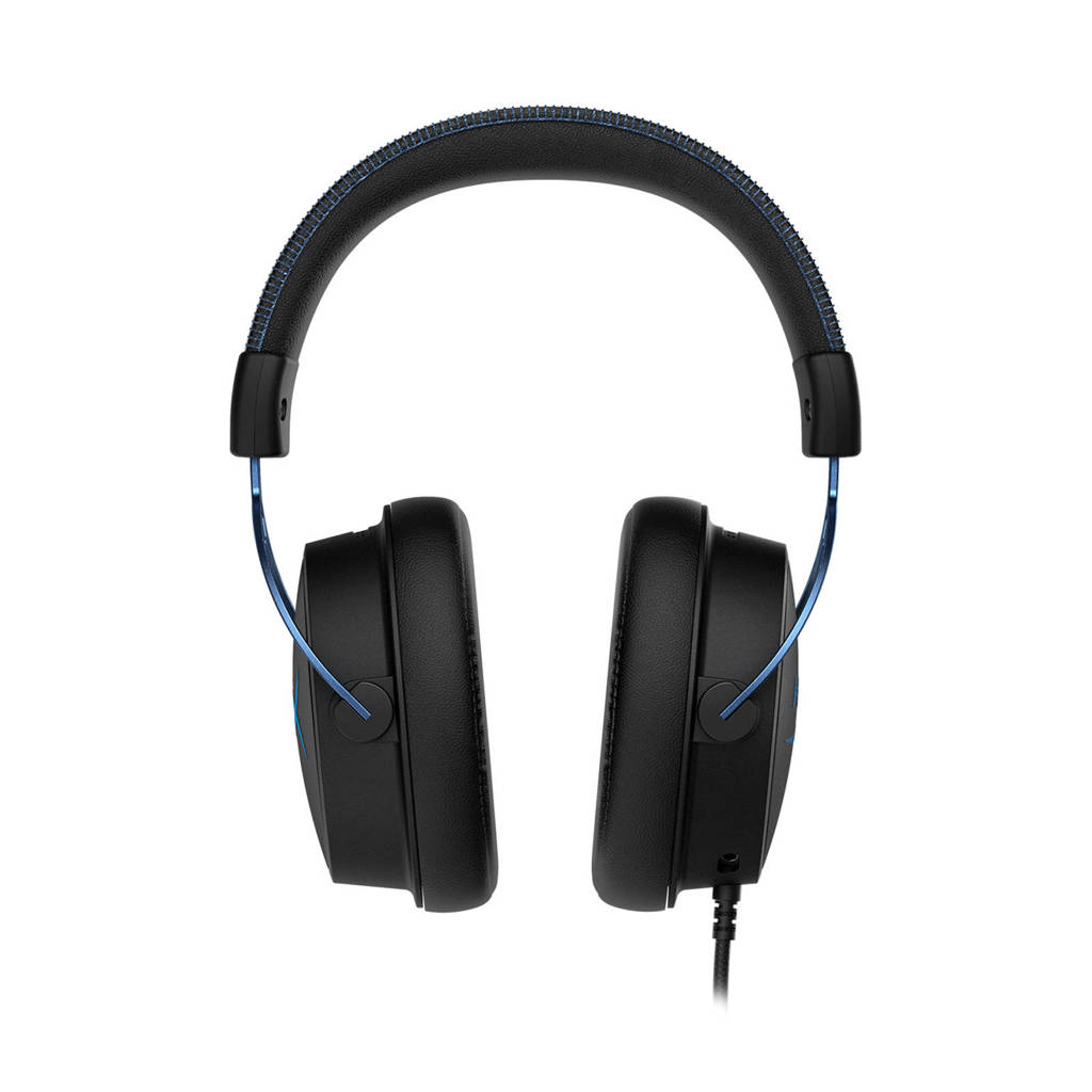 HyperX  Cloud Alpha S Pro gaming headset, Zwart