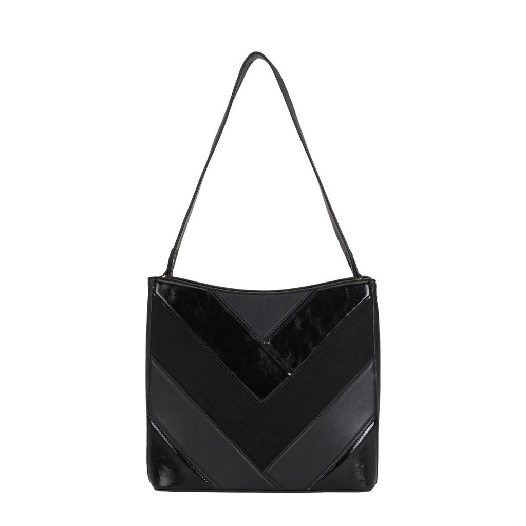 Parfois   handtas zwart, Zwart