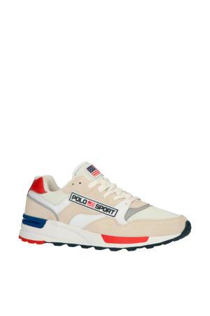 Trkstr Sport  leren sneakers wit/multi