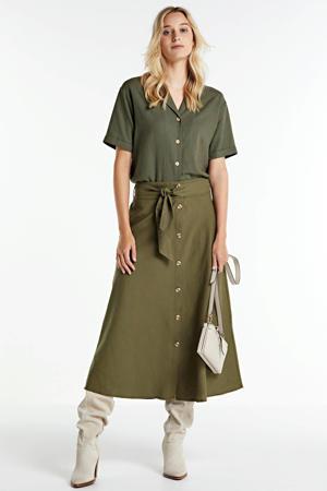 blouse Emerson  kakigroen