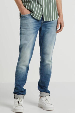 slim fit jeans Racer blauw