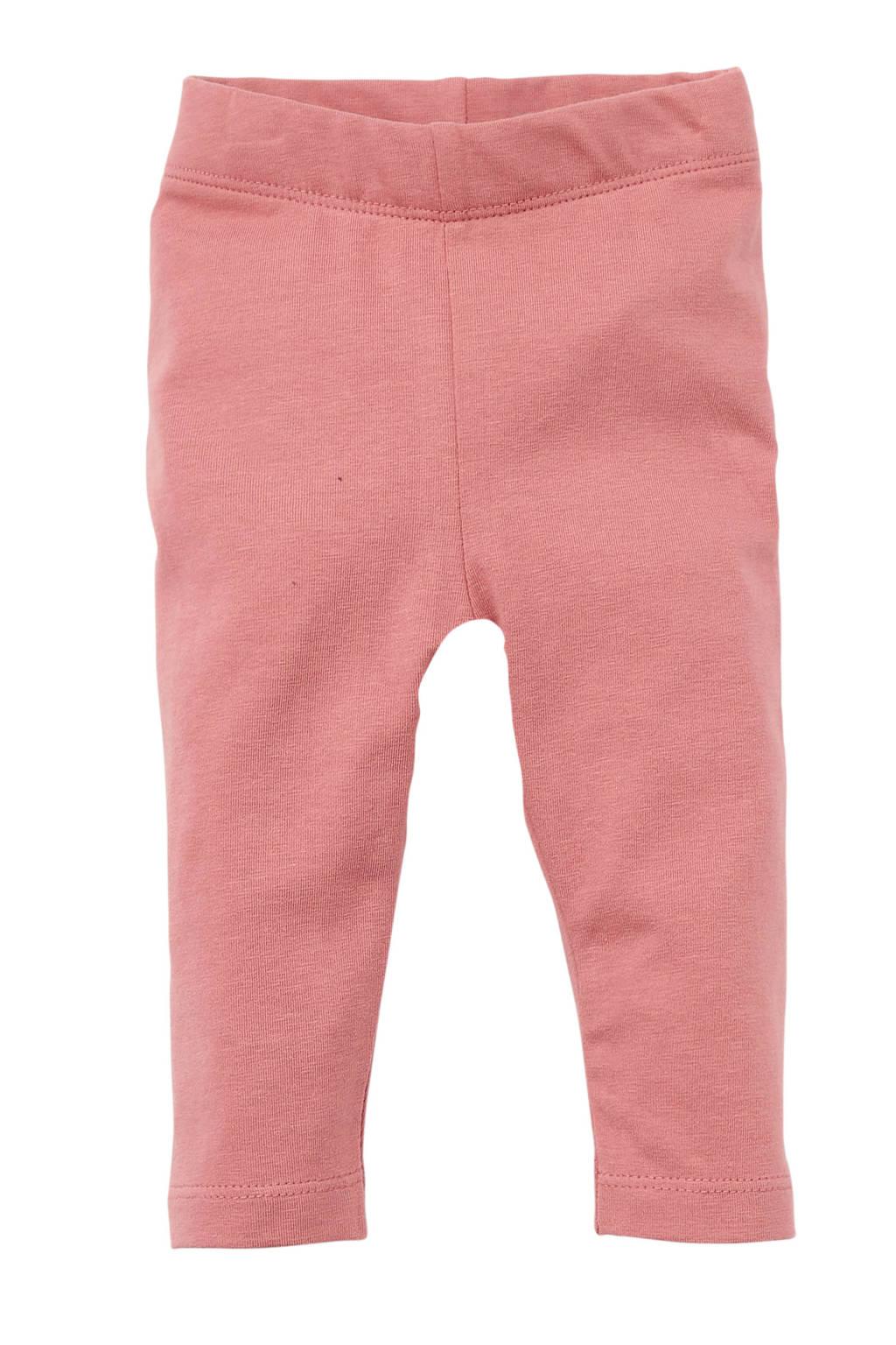 LEVV baby regular fit broek oudroze, Oudroze