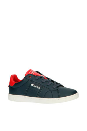 T316 CLS K  sneakers blauw/rood