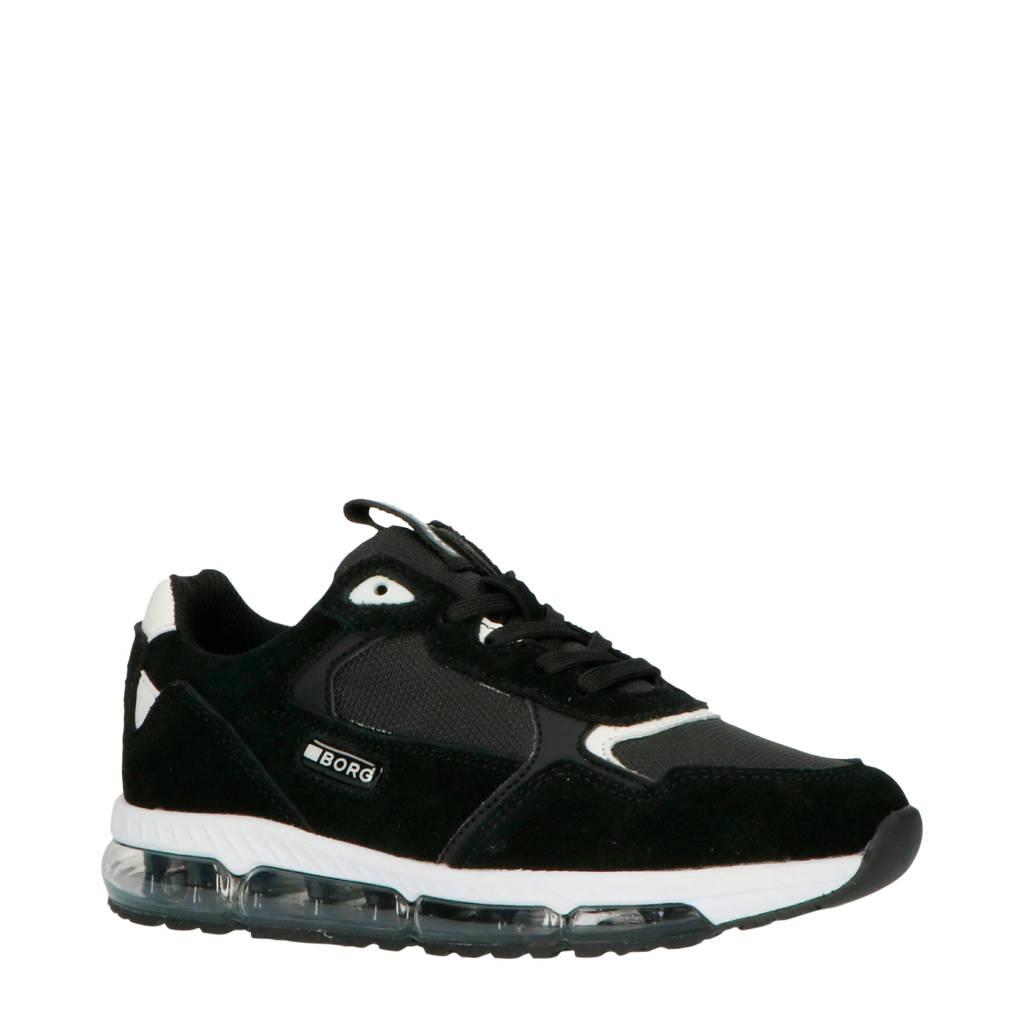 Björn Borg X500  sneakers zwart/wit, Zwart/wit
