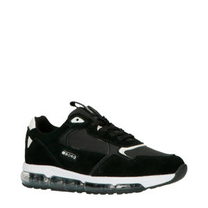 X500  sneakers zwart/wit