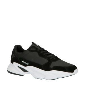 X400 BSC M sneakers zwart