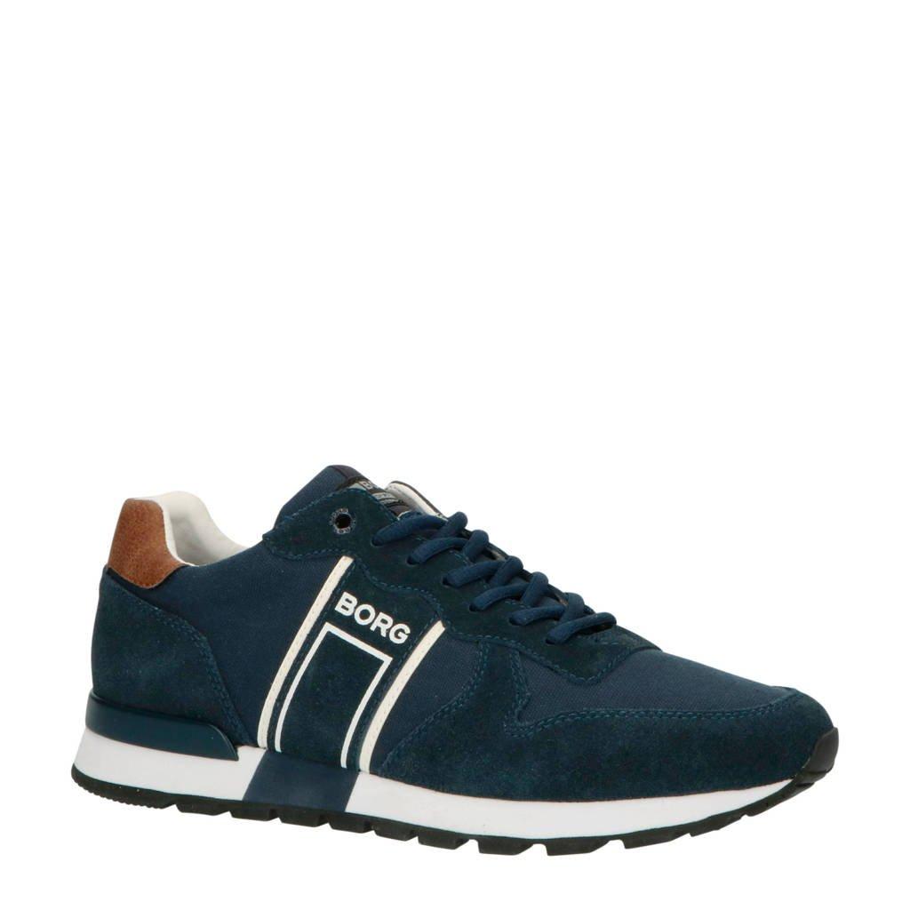 Björn Borg R610 CVS M sneakers donkerblauw, Donkerblauw/wit