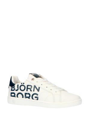 T305 LGO K  sneakers wit/blauw