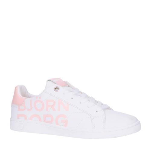 Bj??rn Borg T305 LGO K sneakers wit/roze