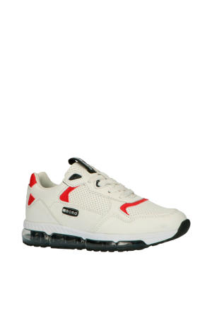 X500  sneakers wit/rood