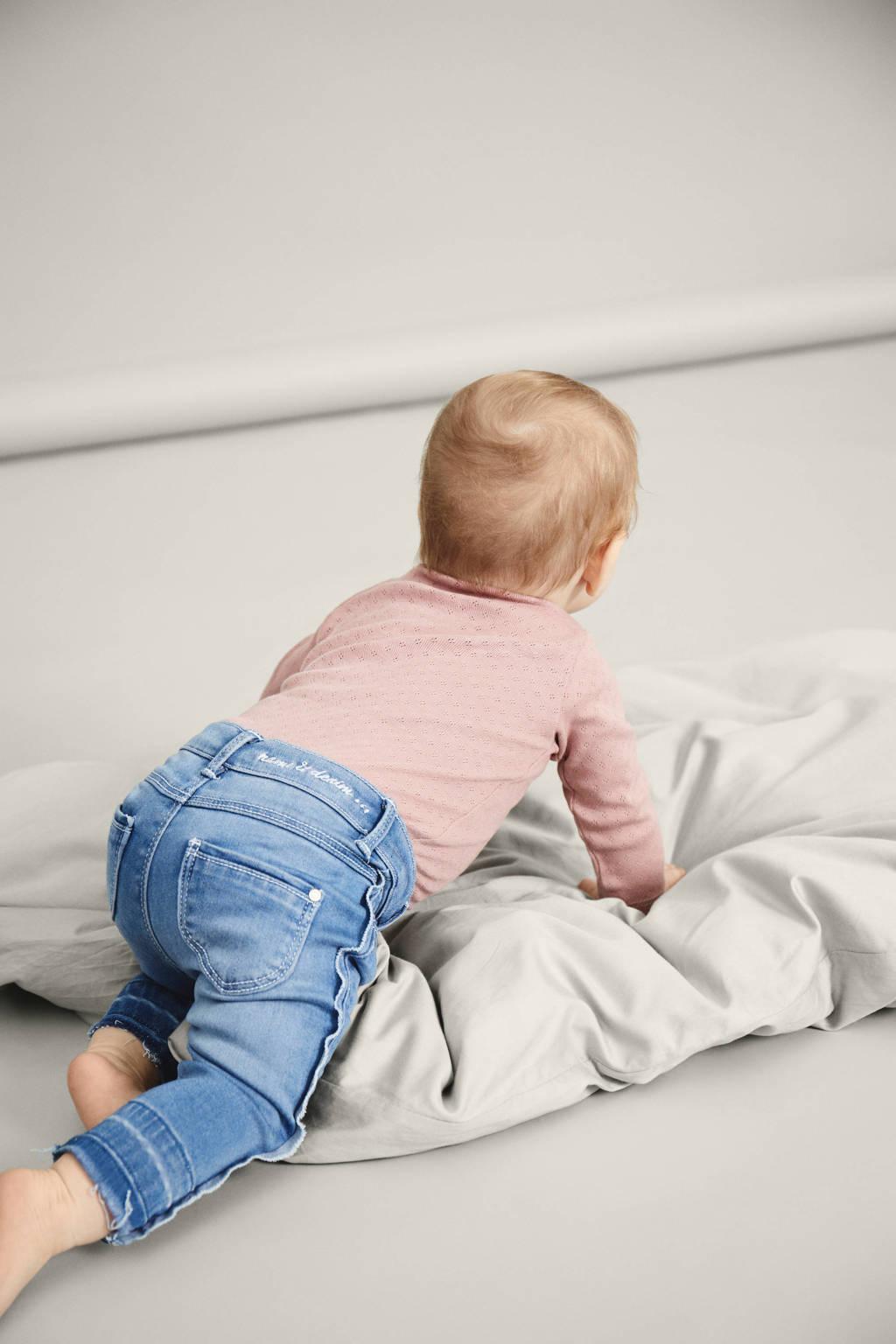 NAME IT BABY skinny jeans light denim, Light denim